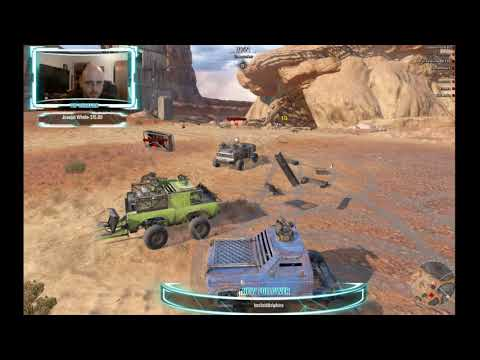 """CrossOut Gameplay """"Let's Play"""" TONS OF FUN! Episode #01"""