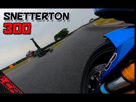 GSXR & 690 SMCR Do Snetterton 300 | Track Day Vlog