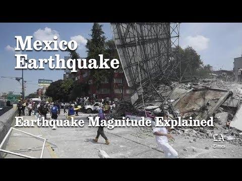 Earthquake Magnitude Explained | Los Angeles Times