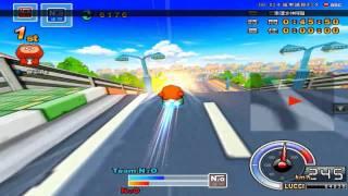 TF 城鎮高速公路 團體 S3 1分39秒99 魔怪Z7 改 胎痕版