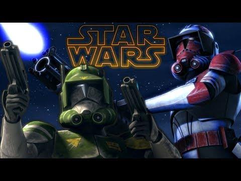 Badass Clone Commanders Thorn & Doom: A Star Wars Story