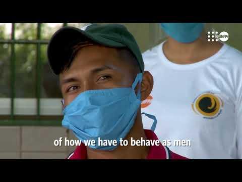Trabajando en Nuevas Masculinidades para prevenir la Violencia basada en Género / Working on masculinities to prevent gender based violence GBV
