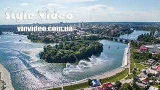 видео Винница (фонтаны) и по местам Потоцких