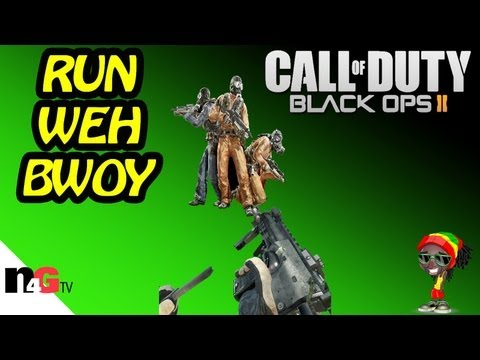 Call Of Duty - Black Ops 2 Dem Run Weh (Jamaicans)