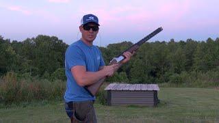 SHOTGUN SHOOTING TIP (LEARN TO SHOOT CIRCLES)