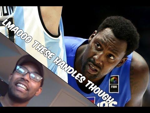 HE'S A GIANT POINT GUARD! Andray Blatche SEABA 2017 Highlights Reaction!