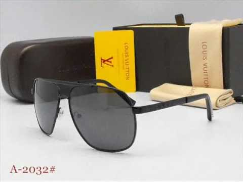 245ae12cd52 Louis Vuitton Replica Sunglasses LV - YouTube