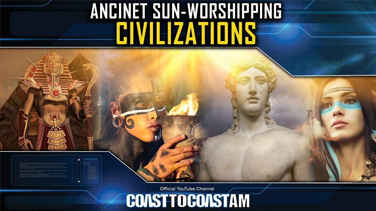 How the Solar Cycles Influence Raise & Fall of Civilizations of the Past - Present & Future