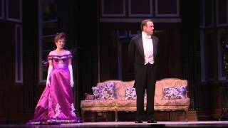 Highlights from AN IDEAL HUSBAND at Walnut Street Theatre