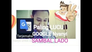 Video 🇸 🇺 🇦 🇷 🇦  lucu @GOOGLE #sambalado download MP3, 3GP, MP4, WEBM, AVI, FLV Oktober 2018