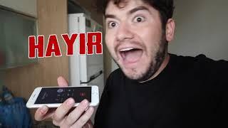 BİR HAFTA BOYUNCA HAYIR DERSEN ÖLERSİN!!