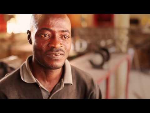 Meet Nestor: Togolese Welder & Africa Entrepreneur
