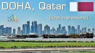 Gambar cover Qatar, Doha [FIRST IMPRESSIONS]