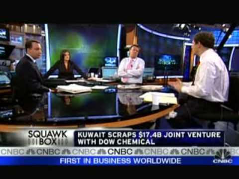 Kuwait Renegs on Dow deal