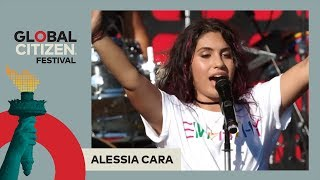 Alessia Cara Performs 'Stay' | Global Citizen Festival NYC 2017