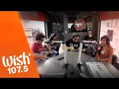 "Imago performs ""Kapit"" LIVE on Wish 107.5 Bus"