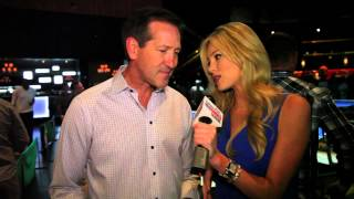 Jeff Hornacek is Interviewed at NBA Summer League