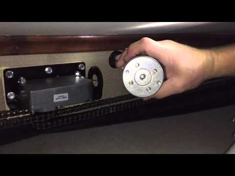 How To Change A Slide Out Motor In An Rv Youtube