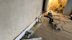 An Electricians Day // 3 Bed House First Fix.