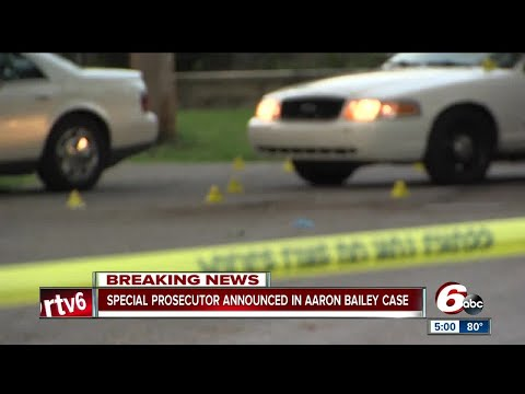 Special prosecutor named in Aaron Bailey case