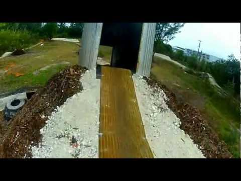 Amelia Earhart Park MTB Trails - New Trailer Extension Feb 2013