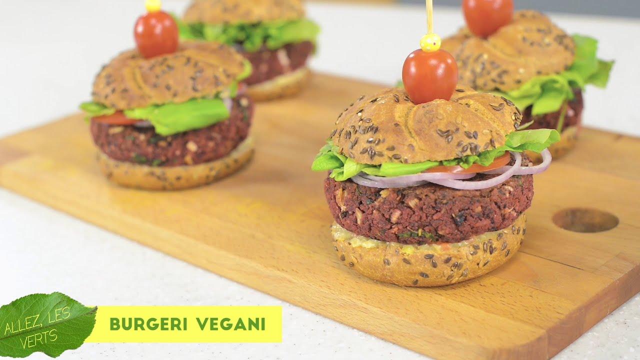 Reteta - Burgeri fara carne | Bucataras TV