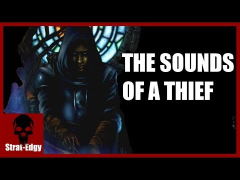 The Sounds Of A Thief