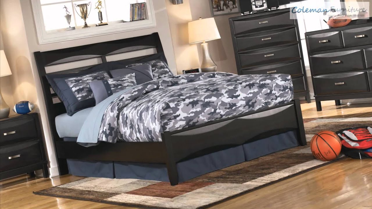 Kira Bedroom Furniture from Signature Design by Ashley