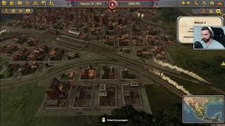 Railway Empire MEXICO #16 - Broń i populacja