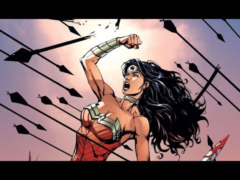 Wonder Woman: The Female Character I Always Wanted