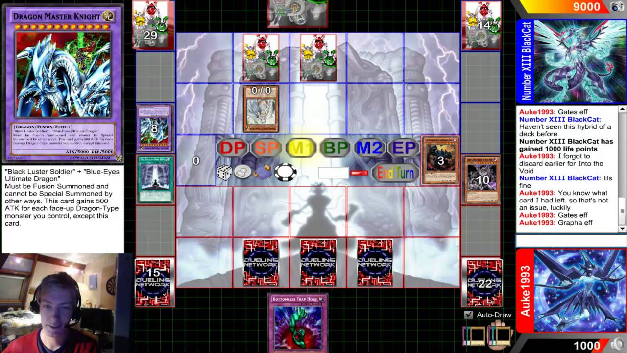 dueling network duel 308 dark world ba youtube