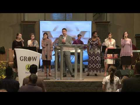 """""""North American Youth Congress Testimonies"""", August 6, 2017 - Youth Pastor Nick Doty"""