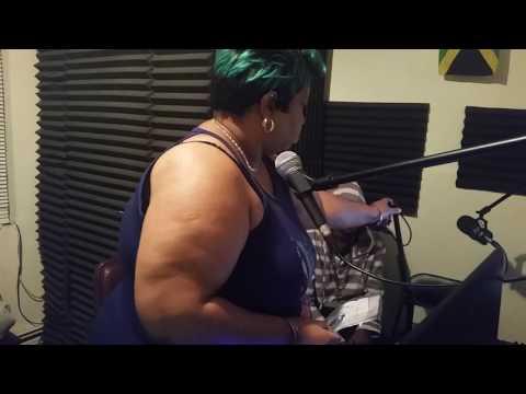 ARTIST ANGA KID NEW YORK RADIO INTERVIEW ON 91.9 FM IN THE STREET RADIO