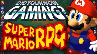 Super Mario RPG - Did You Know Gaming? Feat. WeeklyTubeShow