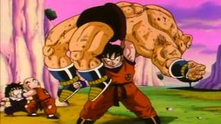 Goku Vs Nappa ITA HD ►►720p HD◄◄