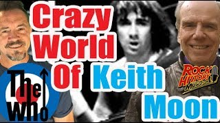Interview: Keith Moon - How Crazy Was It? - We Talked To The Photographer That Was There