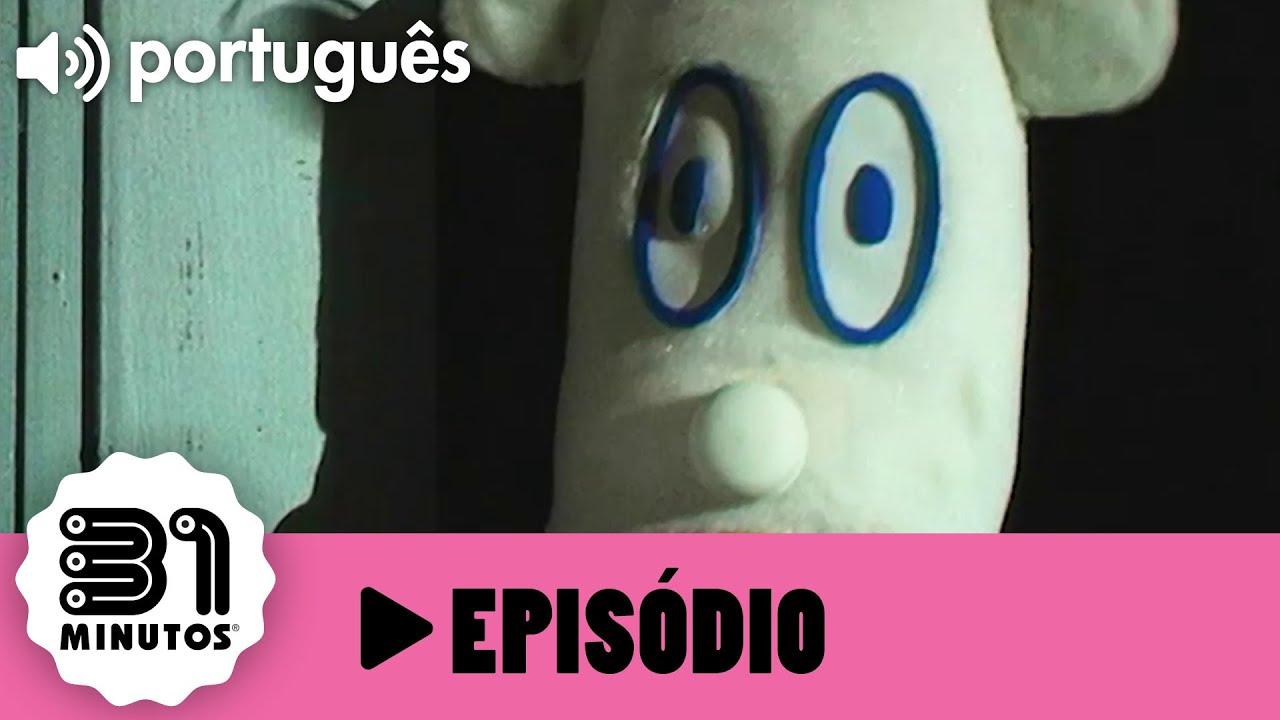 31 minutos - Episódio 3*06 - O fantasma do estúdio (em Português)