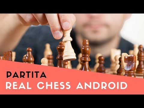 Real Chess per Android, Partita ELO 1599