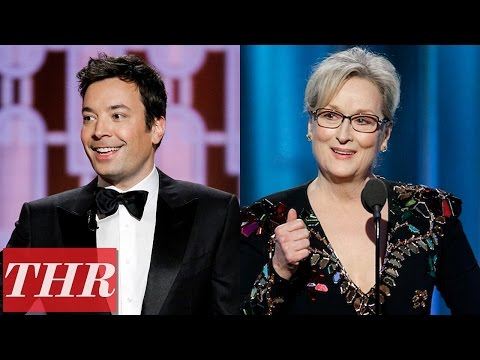 Thumbnail: Politics 'Trump' The 2017 Golden Globes: Jimmy Fallon, Meryl Streep & More