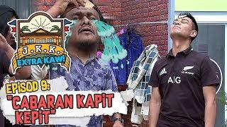J.K.K. Extra Kaw! | Episod 9: Cabaran Kapit Kepit