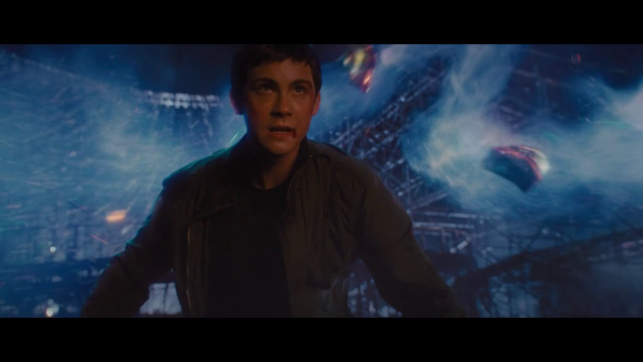 Download Percy Jackson and the Sea of Monsters - Percy Kills Kronos HD