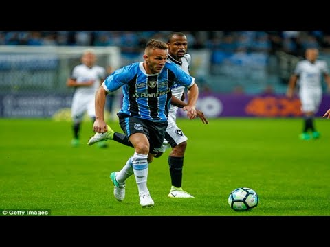 Barcelona and Gremio reach mutual agreement on purchase option for Arthur with £26million fee set