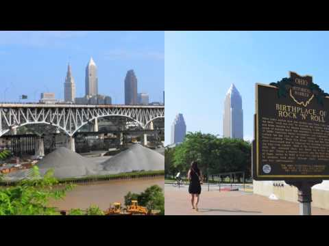 Chicagonista Live! crew toured Cleveland - #tourcle