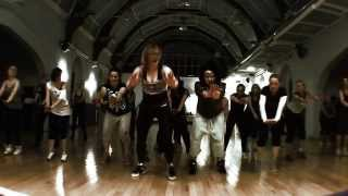 Fitness Soul Crew - Circle of Life Choreography - Enter into the Jungle
