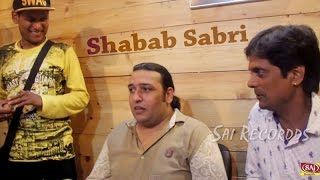 "Latest Song of Shabab Sabri Recorded For Hindi Film ""Dream City Mumbai Nagari"""