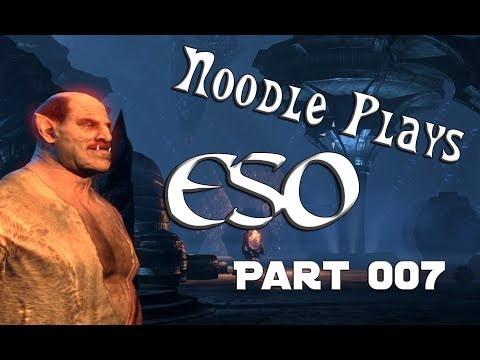 Lets Play ESO 007 - Carl and The Sacrafice