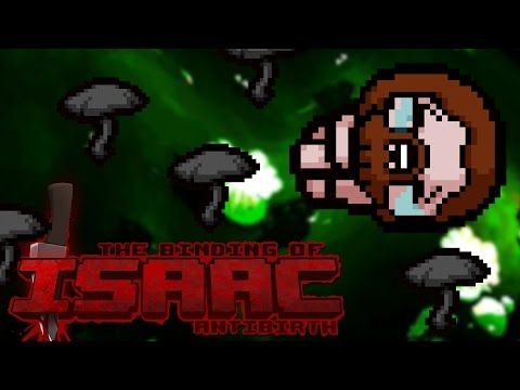 The Binding of Isaac Antibirth | Tripping Balls | Episode 4