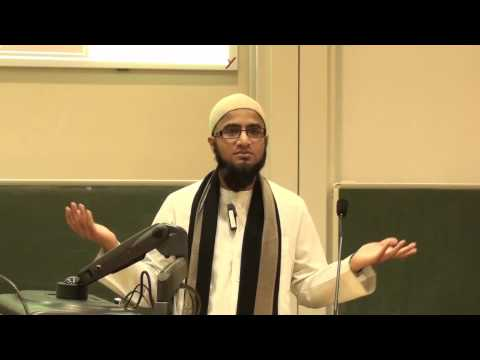 Challenges of University Life - Mufti Muhammad ibn Adam al-K