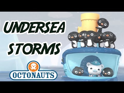 Octonauts - Undersea Storms Strike Again | The Octonauts to the Rescue