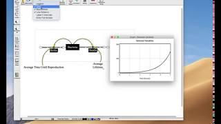 SOS 212: Basic Vensim Stock-and-Flow Diagram Simulation Tutorial